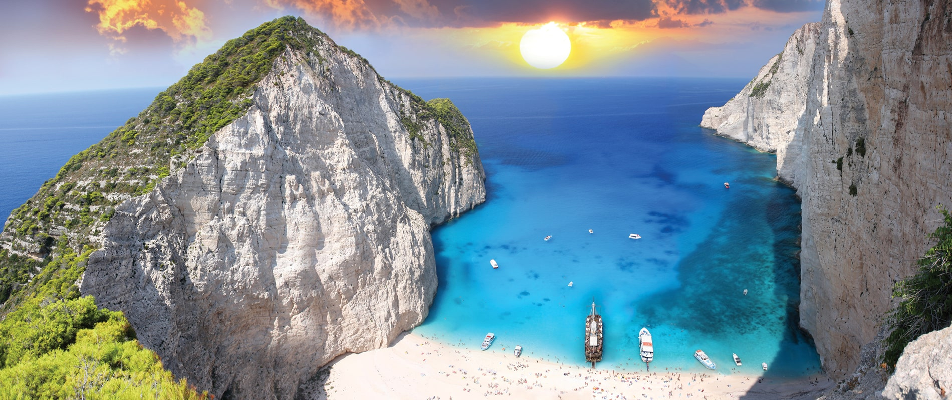 Ionian Islands region of Greece