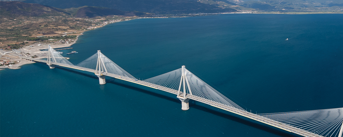 Greece's infrastructure and logistics sector spearheads economic recovery