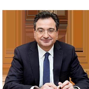 Fokion Karavias CEO of Eurobank