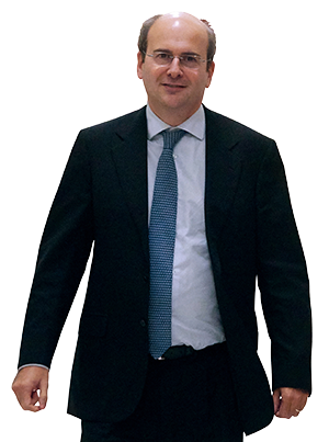 Kostis Hatzidakis Minister of Environment and Energy