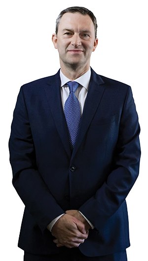 Damian Cope CEO of OPAP