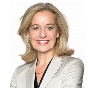 Stella Ronner-Grubačić Netherlands Ambassador to Greece