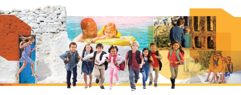 Greece's childcare and school options for tourists and expats