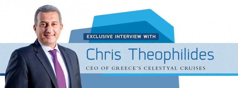 Interview with Chris Theophilides,CEO of Greece's Celestyal Cruises