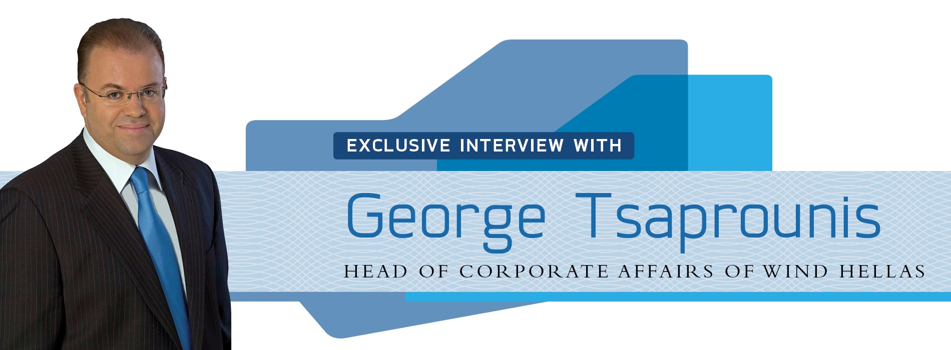 Interview on ICT with George Tsaprounis of Greece's WIND Hellas