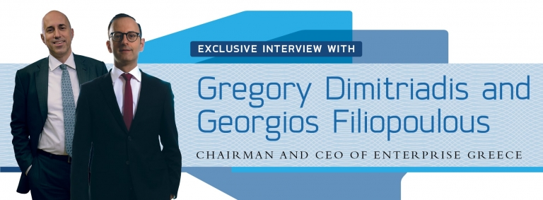 Interview with Enterprise Greece's Gregory Dimitriadis and Georgios Filiopoulous