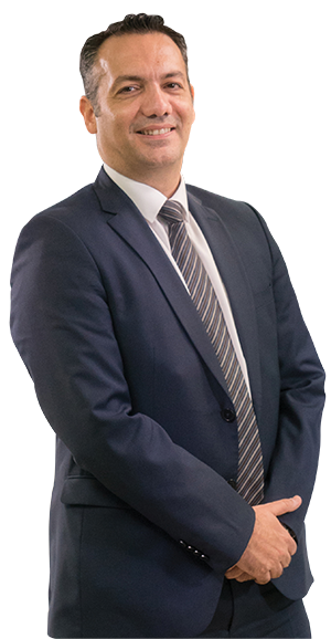 Ioannis Arapoglou Vice-President of Gastrade