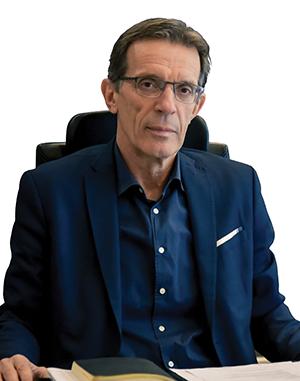 Anastasios Tzikas President of TIF-Helexpo