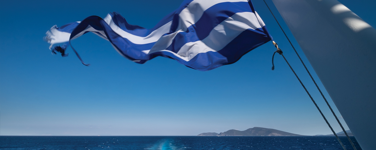 Greece's shipping industry plays big role in global sea transport
