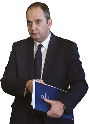 Yiannis Plakiotakis Minister of Maritime Affairs and Insular Policy