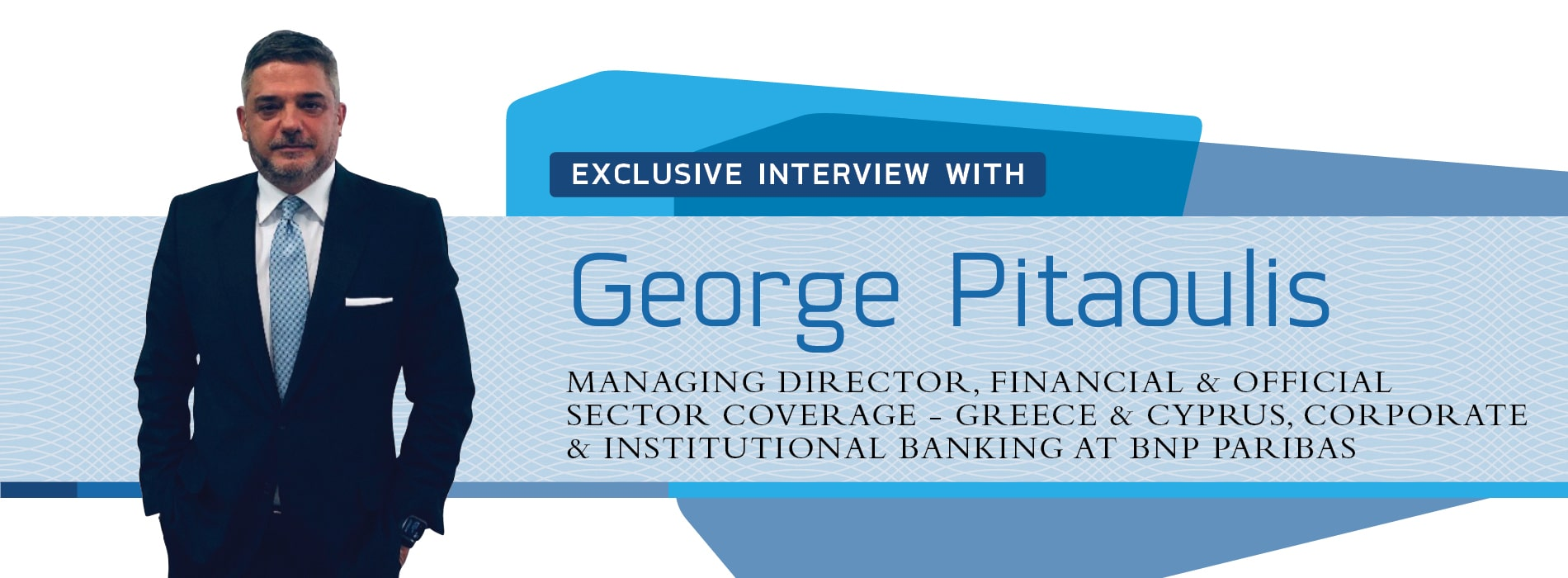 Interview with George Pitaoulis of BNP Paribas on Greece's economy