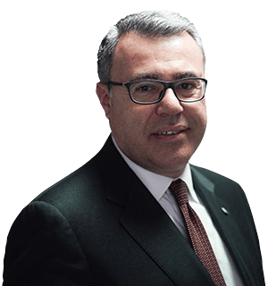 Vassilios Psaltis CEO of Alpha Bank