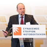 Sotiris Kapellos, President of the Hellenic Association of Photovoltaic Companies